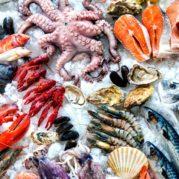 servizio pescheria